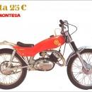 MONTESA COTA 25 WHEELS RIMS NEW