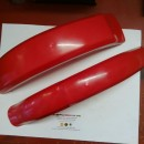 MONTESA COTA 335 SET FENDERS FRONT AND REAR MUDDGUARDS COTA 335