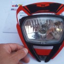 MONTESA COTA 4RT ROAD HEADLIGHT SPECIAL PART  NEW MONTESA 4RT ROAD HEADLIGHT MONTESA 300RR HEADLIGHT