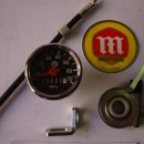 MONTESA COTA  SPEEDOMETER KIT PARTS MONTESA COTA SPEEDO KIT PARTS  montesa cota 74-123-172-247-242-330-248-348-349-350.