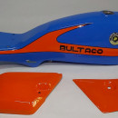 BULTACO ALPINA 138 GAS TANK KIT NEW ALPINA 138 GAS TANK KIT NEW GASTANK BULTACO ALPINA