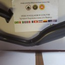 BULTACO ALPINA EXHAUST NEW BULTACO ALPINA MUFFLER MODEL 213 BULTACO ALPINA 350 EXHAUST