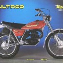 BULTACO ALPINA KIT DECALS FULL BIKE MODEL 213