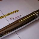BULTACO METRALLA FULL EXHAUST LINE METRALLA 62 METRALLA 250 MK2