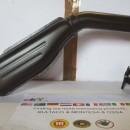 BULTACO SHERPA EXHAUST NEW BULTACO SHERPA  MUFFLER MODEL 158 BULTACO SHERPA 250 EXHAUST
