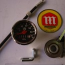 MONTESA COTA 247 SPEEDOMETER KIT PARTS MONTESA COTA 247 SPEEDO KIT PARTS  montesa cota 74-123-172-247-242-330-248-348-349-350.