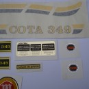 MONTESA COTA 349 MK1 KIT DECALS FULL BIKE