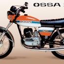 OSSA COPA 77 COVER SEAT NEW