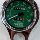 OSSA SUPER PIONEER SPEEDOMETER NEW  - OSSA ENDURO SPEEDO