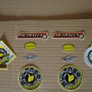 BULTACO METRALLA MK2 KIT DECALS FULL BIKE NEW