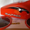 BULTACO PURSANG 125cc FULL BODY KIT NEW GASTANK AND SIDE PANELS PURSANG 125 MODEL 162