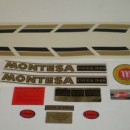 MONTESA COTA 348 NEW KIT DECALS