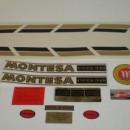 MONTESA COTA 348 NEW KIT DECALS