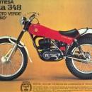 MONTESA COTA 348 NEW REAR MUDGUARD - FENDER