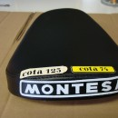 MONTESA COTA 74-123 NEW SEAT