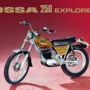NEW OSSA EXPLORER KIT DECALS OSSA EXPLORER 250cc DECALS FULL BIKE