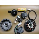 BULTACO MATADOR ELECTRONIC IGNITION KIT 12v  BULTACO ELECTRONIC IGNITION KIT 12v