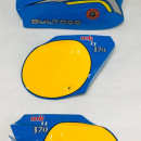 BULTACO PURSANG MK11 370 NEW BODY KIT MODEL 207