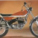 BULTACO SHERPA T 250 MODEL 80 FULL KIT EXHAUST NEW KIT CAMPEON