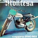 GAS TANK MONTESA CAPPRA 250 MX NEW FUEL TANK CAPPRA 250