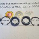 MONTESA COTA 25 FRONT FORK OIL SEALS KIT MONTESA COTA 25 SEALS FORK MONTESA COTA 49