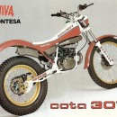 MONTESA COTA 307 THROTTLE NEW AMAL