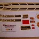 MONTESA COTA 348 KIT DECALS FULL BIKE