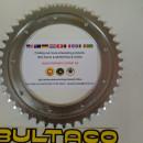 REAR SPROCKET BULTACO PURSANG NEW 44z BULTACO FRONTERA REAR SPROCKET
