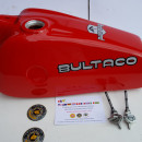 GAS TANK BULTACO PURSANG MK9 MODEL 168 NEW