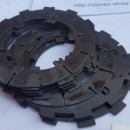 MONTESA COTA 348 CLUTCH PLATE SET to fit all MONTESA COTA 348 models