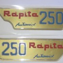 MONTESA KING SCORPION NEW SET DECALS