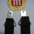 MONTESA RUBBER STRAPS COTA 200 248 348 349 350