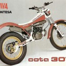 MONTESA COTA 307 KIT DECALS FULL BIKE NEW