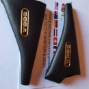 OSSA ENDURO  DUST COVER LEVERS OSSA MAR LEVERS GUARD EMBLEM OSSA COVER LEVERS NEW