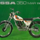 OSSA MICK ANDREWS DECALS GAS TANK   NEW OSSA MAR DECALS BODY KIT OSSA MICK ANDREWS