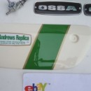 OSSA MICK ANDREWS SIDE PANELS KIT NEW OSSA MAR SIDE PANELS OSSA SIDE PANEL NEW