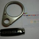 OSSA PIONER SPEEDOMETER SUPPORT ON FORK NEW