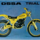 OSSA TR80 CHAIN GUARD NEW OSSA TR 80 CHAIN GUARD OSSA YELLOW MUDGUARDS OSSA 350 MUDGUARDS