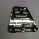 BULTACO GUARD EXHAUST GRILLE CHROME NEW