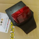 BULTACO LOBITO TAILLIGHT HOLDER PLATE RUBBER NEW