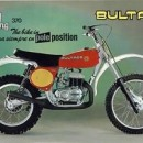 BULTACO PURSANG MK 9 EXHAUST  BULTACO PURSANG 168 EXHAUST BULTACO PURSANG 370 EXHAUST MODEL 168