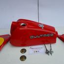 BULTACO PURSANG MK9 GAS TANK AND SIDE PANELS BULTACO PURSANG MK9