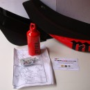 MONTESA 300 RR SEAT TOOL BOX  NEW  MODEL MONTESA 4RT SEAT