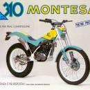 MONTESA COTA 310 RUBBER INTAKE AIR BOX NEW
