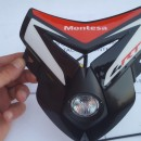 MONTESA COTA 4RT HEADLIGHT SPECIAL PART NEW MONTESA 4RT HEADLIGHT