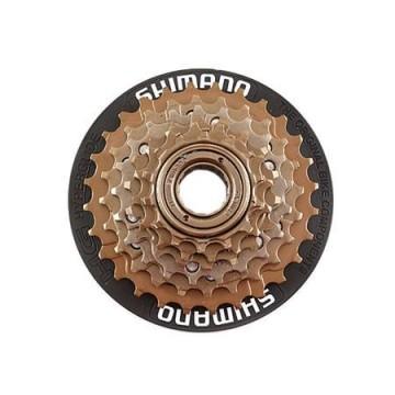 Pinion pe filet Shimano 6 viteze cu aparatoare