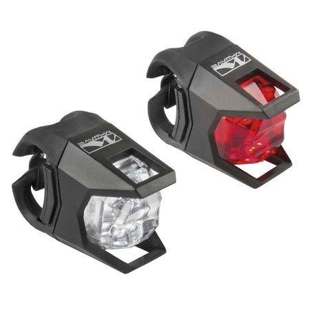 Set Lumini cu baterii M-Wave Hunter