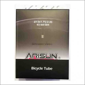Camera bicicleta Arisun 27.5x1.75-2.35 FV Presta 48