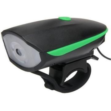 Lanterna Led cu Claxon 120 dB, Incarcare USB