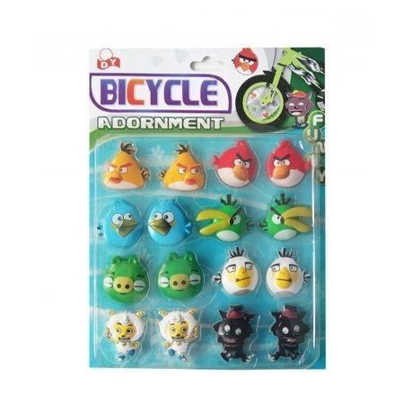 Clipsuri spite decorative Angry Birds
